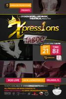 """XPRESSIONS - """"TABOO"""""""