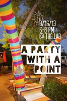 TEDxYBC + the LAB Presents: Yarn Bombing Party