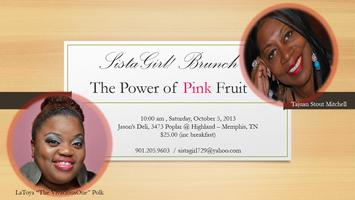 The Power of the Pink Fruit Brunch