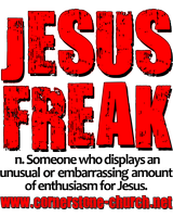 JESUS FREAK Sermon Series