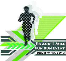 5K & 1-Mile Fun Run/Walk
