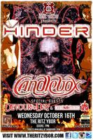 Hinder + Candlebox
