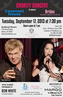 "Ron White and Margo Charity Concert for ""Covenant..."