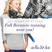 Tulsa Stella & Dot Fall Bootcamp!