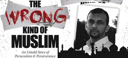 """Book Signing - """"The Wrong Kind Of Muslim"""