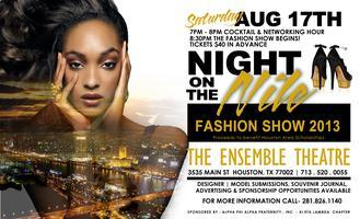 A Night On The Nile / Fashion Show 2013