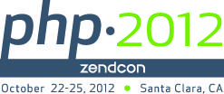 Zend PHP Conference 2012