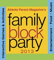 Atlanta Parent Magazine's Family Block Party 2013