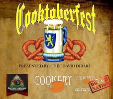 COOKTOBERFEST presented by Chef David DiBari