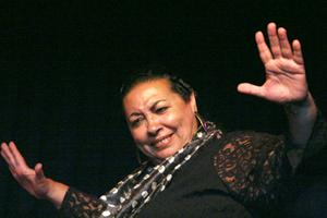 8th Annual Bay Area Flamenco Festival Presents CONCHA...