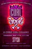 """Curl Daze"" An Asili Glam & Around the Way Curls Joint"