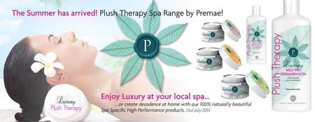 Premae Beauty Plush Therapy - Tender Loving SkinCare
