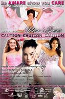 "Arlene's Gowns ""Be Aware Show you Care"" Breast Cancer..."
