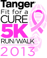 Tanger Fit for a Cure 5k