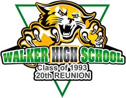 Walker High School Class of 93 - 20 Year Reunion!