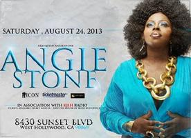 Angie Stone Live