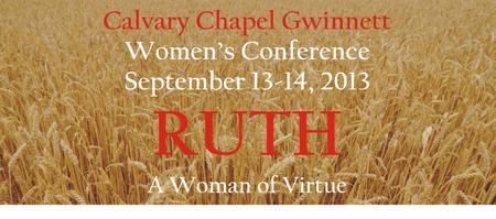 Women's Conference 2013