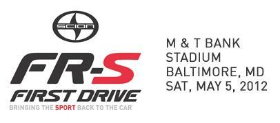 Scion FR-S FIRST DRIVE - Baltimore