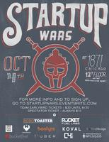 Startup Wars: Presented by RoboToaster and Rocket Fuel...