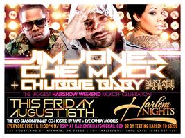 Jim Jones and Che Mack Host Chubbie Baby and Sarah Viva...