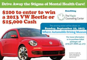 The Maple Counseling Center's Car Cash Drawing