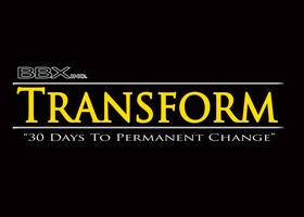 BBX: TRANSFORM - 30 Days to Permanent Change