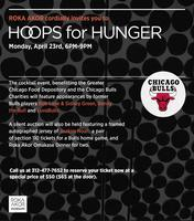 ROKA AKOR Hoops for Hunger