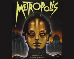 """METROPOLIS"" - Live Score Benefit for The Frida Cinema"