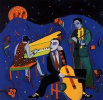 Kandinsky Trio Concert Series: At the still point