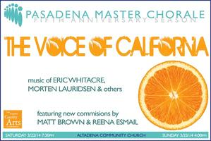 The Voice of California - SATURDAY
