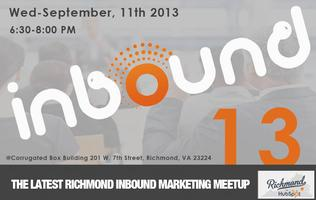 Richmond Inbound Marketing Meet-up- Inbound13...