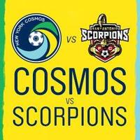 SA Scorpions Watch Party vs NY Cosmos