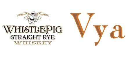 A Tasting with Vya Vermouth & WhistlePig Rye Whiskey