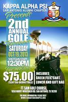 Kappa Alpha Psi 2nd Annual Golf Tournament