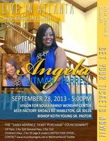 Save the date! Hear Angela Live !!!!!!!!!!