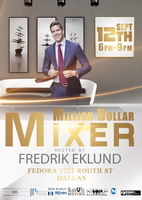 Million Dollar Mixer Featuring Fredrik Eklund