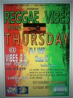 Crown Culture Ent. presents REGGAE VIBES Every...
