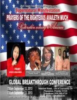 BREAKTHROUGH HEALING CONFERENCE
