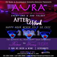 Retreat to Fantasy Fridays | The ULTIMATE After Work...