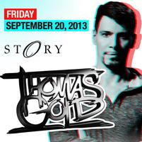 Thomas Gold at Story