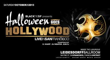 Halloween Goes Hollywood Dead or Alive in San...