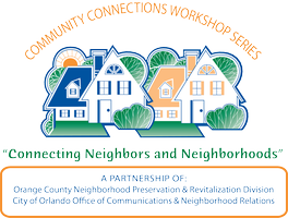 Community Connections Workshop Series ~ Focus Group