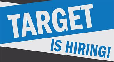 Walk-ins Welcome - Target On-Campus Interviews