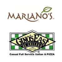 Gino's East Cooking Demo at Mariano's