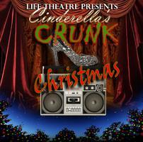 ALMOST SOLD OUT Cinderella's Crunk Christmas