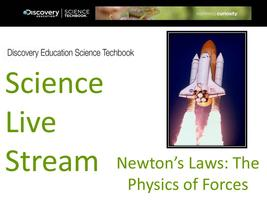 September Science Live Stream: Newton's Laws, The...