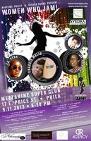 NABFEME PHILLY & SVEDKA VODKA present... WOMEN WHO JAM!