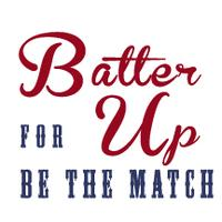 Batter Up for Be the Match