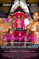 Tears of Joy - Breast Cancer Awareness - ALL MALE REVUE