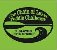 The Chain of Lakes Paddle Challenge
